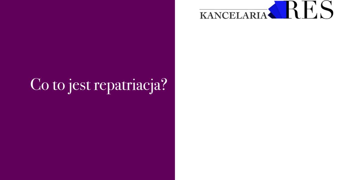 Repatriacja