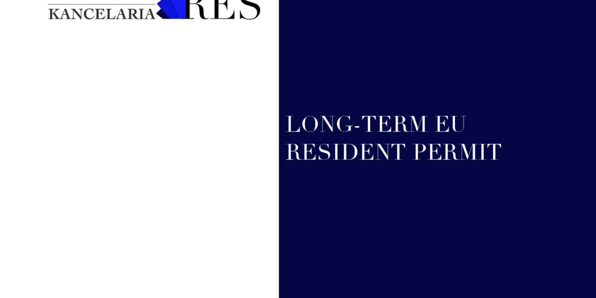 Long-term EU resident permit